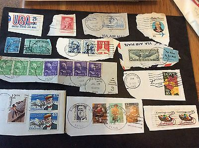 USA stamps on cover 2