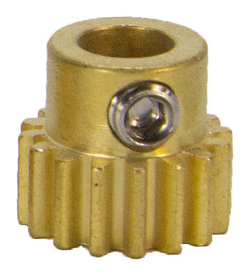 16 Tooth, 32 Pitch, 6mm Bore Gearmotor Pinion Gear (#615258)