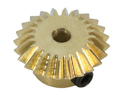 24T, 4mm Bore, 32P Bevel Gear by Actobotics Part # 615402