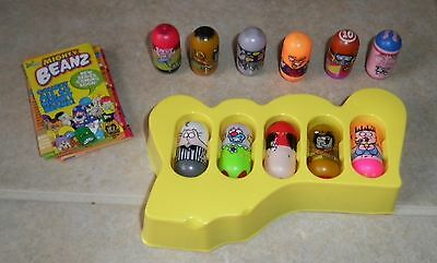 Mighty Beanz Original Series Lot of 11 by Spin Master