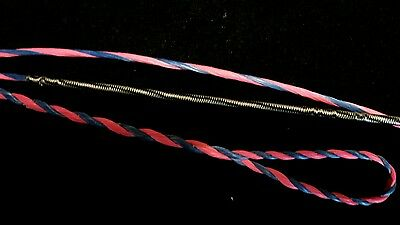 Fastflight bowstring for 62 inch recurve