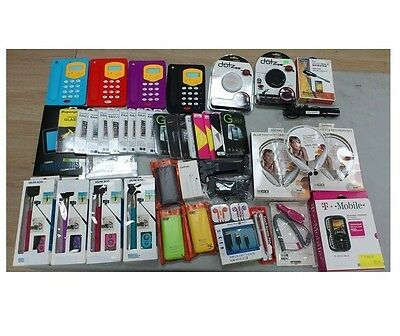 WHOLESALE Liquidation BULK Electronics Cases and MORE!  Send Best Offers!