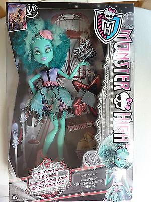 Monster High - Honey Swamp - Hauntlywood - Frissons Camera Action