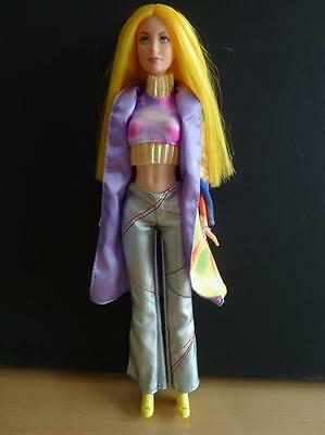 Barbie Vitamin C - Chanteuse Pop Star-Singing - Cheveux Jaunes-Yellow - Complete