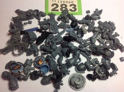 Warhammer 40K Space Wolf, Space Wolves Bits, Parts, Spares Lot. #283
