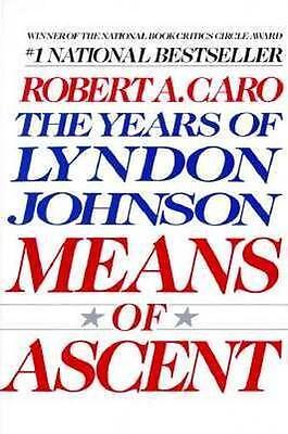 NEW The Years of Lyndon Johnson By Robert A. Caro Paperback Free Shipping