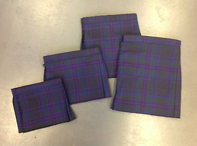 NEW baby Spirit of Scotland tartan kilt age 0-6 -12 -24 months 2-3 y boy or girl