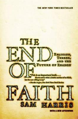 NEW The End of Faith By Sam Harris Paperback Free Shipping
