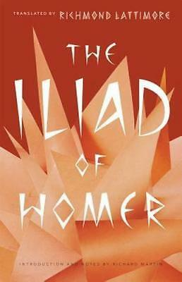 NEW The Iliad of Homer By Homer Paperback Free Shipping