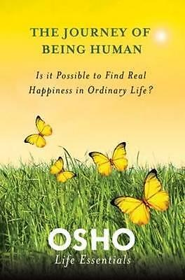 NEW The Journey of Being Human By Osho Paperback Free Shipping