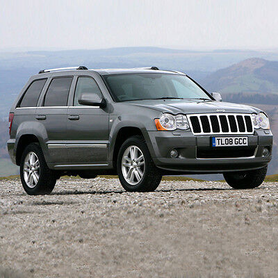 Jeep Grand Cherokee WK WH 2005-2010 Workshop Service Repair Manual