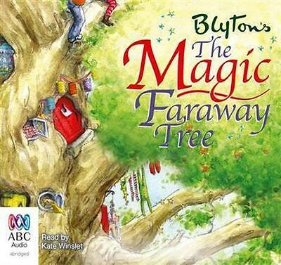 NEW The Magic Faraway Tree By Enid Blyton Audio CD Free Shipping