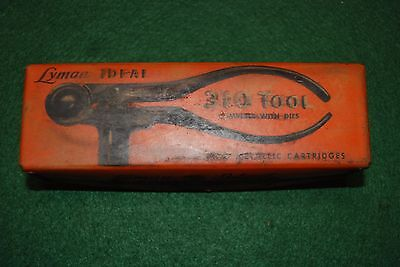 Lyman Reloading Tool No. 310 Box ONLY - Gun Parts