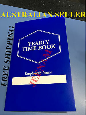 TIME BOOK YEARLY 32page