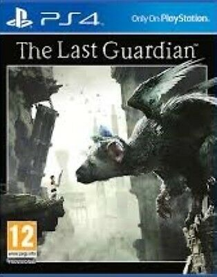 New The Last Guardian (PS4, Playstation 4)