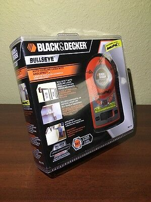 **NEW** BLACK And DECKER Bulls Eye Auto-Leveling Laser with AnglePro - BDL170