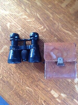 Colmont Vintage Opera Glasses With Leather Case