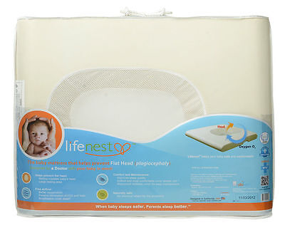 Ubimed Lifenest Sleep System, White NEW for Baby Mattress