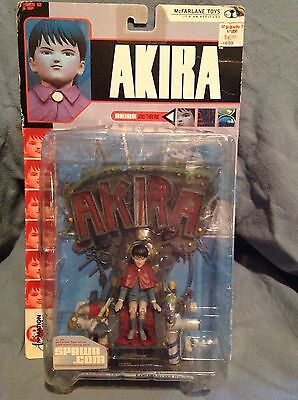 New Unopened McFarlaine Toys Akira And Throne Action Figure
