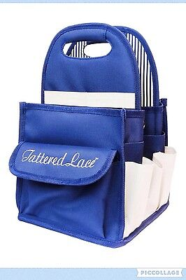 NEW Tattered Lace Storage Solutions Craft Tote Bag