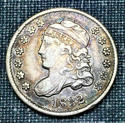 1832 Capped Bust Half Dime XF/AU