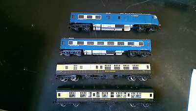 Hornby Great Western  carriages  Pullman carriages  00 gauge