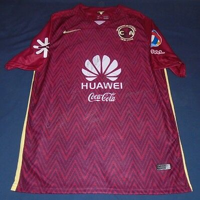 2017 Club America Away Jersey Centenary 100 years signed team squad COA Mexico