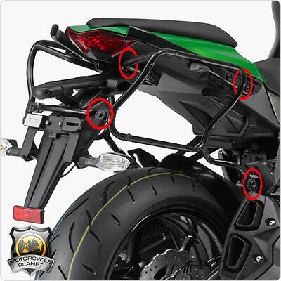 New Givi  Plxr4100 Quick Release Pannier Rack For Kawasaki Z 1000 Sx Z1000Sx
