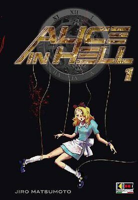 Flashbook Libri Alice In Hell #01 0 Libri - Manga