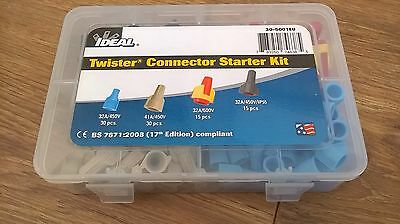 Ideal Twister® Twist-On Wire Connectors Starter Kit (30-5001EU).
