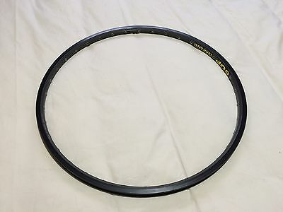 Retro Mavic SUP CD Ceramic Grey X517/517/217/231 Wheel Rim 36 Hole Fat Chance 26
