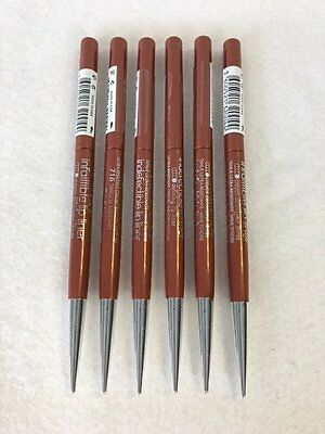 Original L'Oreal Paris Infallible Lip Liners - 716 Timeless Volcano