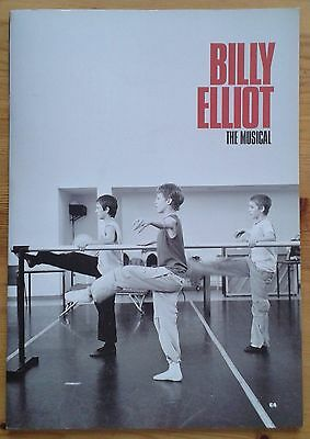 Billy Elliot programme Victoria Palace Theatre May 2005 ed. Haydn Gwynne