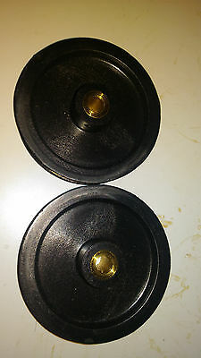 """MXL timing belt pulley 90 tooth 1/4"""" wide belt .    1/4"""" bore"""