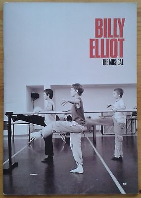 Billy Elliot programme Victoria Palace Theatre No.15 2006 Sally Dexter Ann Emery