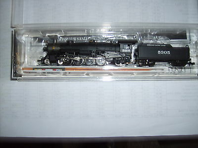 Bachmann Spectrum 81656 - Usra 4-8-2 Mountain - Scala N  - New & Ovp