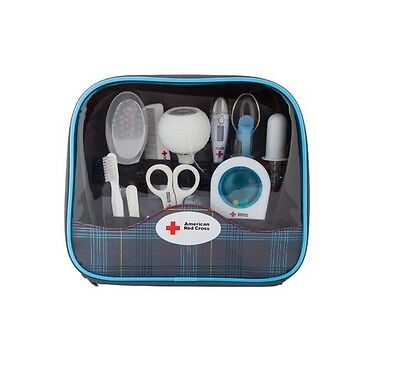 Red Cross Baby Healthcare And Grooming Kit Complete Infant Care Newborn Nursery