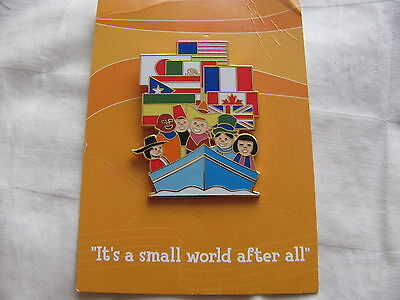Disney Trading Pins 2528: Disneyana 2000 Small World it's a after all