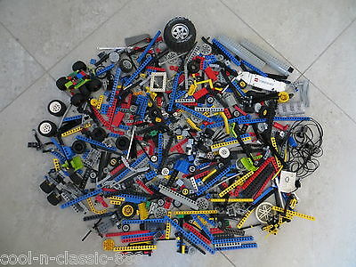 Lego Technic Mixed Loose Parts Pieces Very Nice Lot 6 Kg