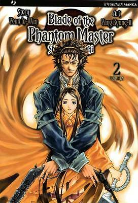 J-Pop Libri Blade Of The Phantom Master - Shin Angyo Onshi #02 0 Libri - Manga
