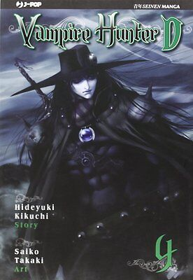 J-Pop Libri Vampire Hunter D #04 0 Libri - Manga