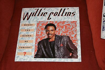 where you gonna be tonight willie collins