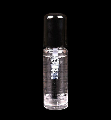 Mehron Rigid Collodion Scar Scarring Liquid Movie Special Effects Theater Makeup