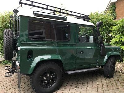 2006 56 Land Rover Defender 90 2.5Td5 County Station Wagon P10 Diesel