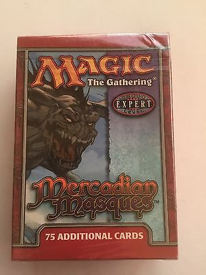 Magic The Gathering Mercadian Masques. Nuevos