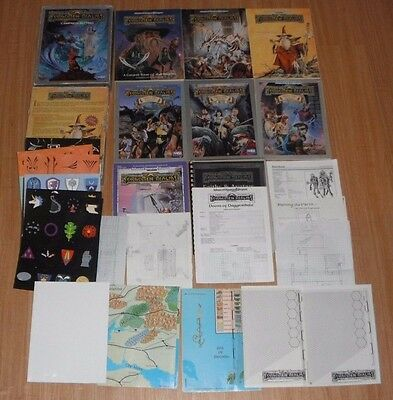 Forgotten Realms Campaign Setting Box Set + Extras Marco Volo Trilogy