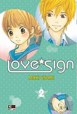 Flashbook Libri Love Sign #02 0 Libri - Manga