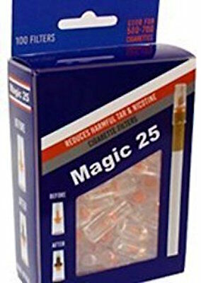 Magic 25 100 Filters Value Pack