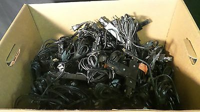 Lot of 34 x 3 Way Track Power Cables