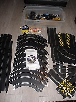Hornby Scalextric Sport And Start Track And Accessories